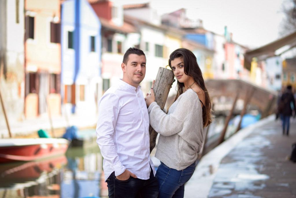 Photo a Venise
