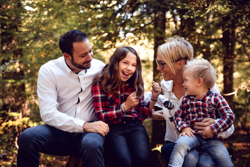 Séance photo famille Cruseilles