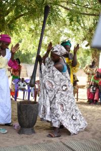 Les africains des bornes